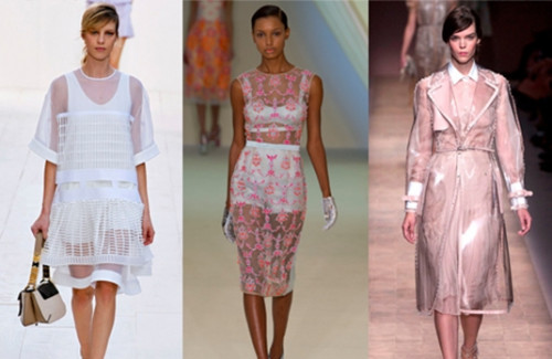 Spring Summer 2013 Trends - Transparent - Stylish Thoughts
