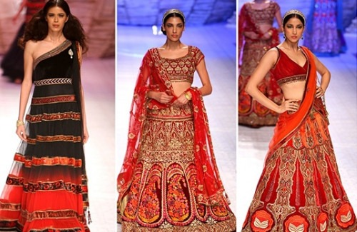 India Bridal Fashion Week 2013 Roundup - Stylish Thoughts