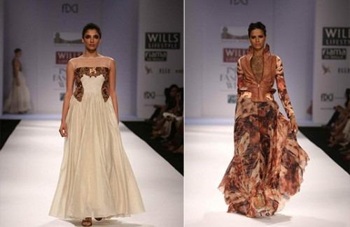 Samant Chauhan at Wills Lifestyle India Fashion Week Autumn Winter 13 - Stylish Thoughts
