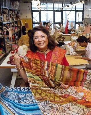 Ritu Kumar - Ritu Kumar's Inspiration