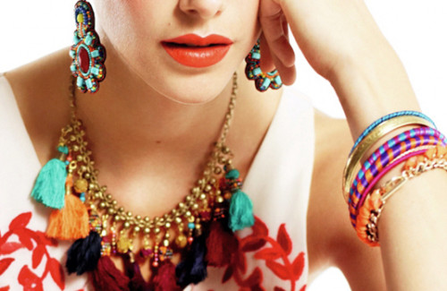 Colourful Women's Accessories | 5 Must Have Indian Accessories For Women