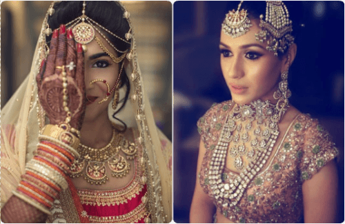What Jewellery and Accessories to Wear With Your Bridal Lehenga | Contemporary Lehengas | Traditional Lehengas