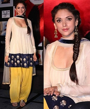 Aditi Rao Hydari Indian Designer Payal Singhal Murder 3 Success Party