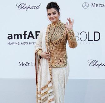 Aishwarya Rai Bachchan at Cannes 2012