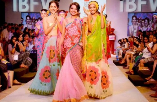 52c8d64868 Highlights from India Beach Fashion Week 2015 | Anupamaa Dayal Collection  at India Beach Fashion Week