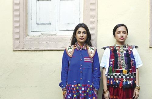Top New Indian Designers who Represent Young India | Mriga Kapadiya and Amrit Kumar Present NorBlack NorWhite