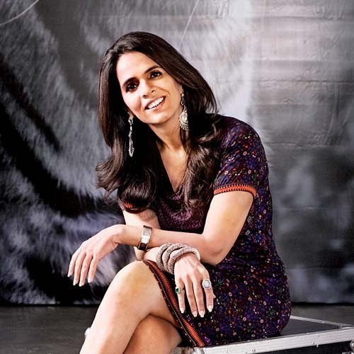 Anita Dongre Spins Her Magic On Jewellery
