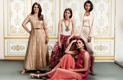 Indian Fashion Designer Anita Dongre - The Best Bits from her latest Collection