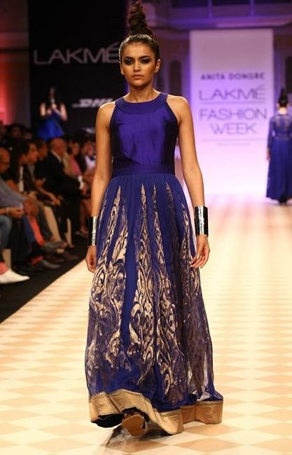 Anita Dongres Popular 2014 Lehenga and Gown Collections | Anita Dongre Dress