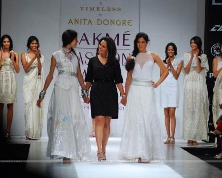 "Indian Fashion Designer Anita Dongre To Show Her ""Jaipur Line"" In New Delhi"