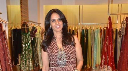 The Gen Next Programme For LFW Winter/Festive 2014   Indian designer Anita Dongre's to mentor Next Gen fashion designers