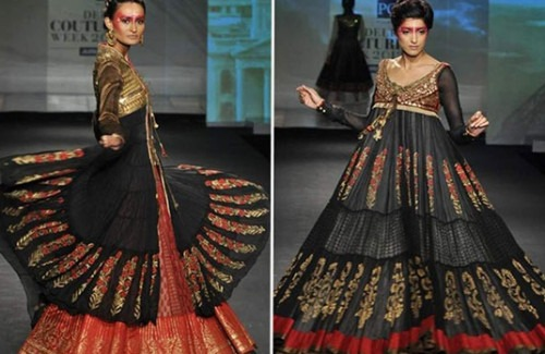 Delhi Couture Week - Anju Modi: Our Picks - Stylish Thoughts