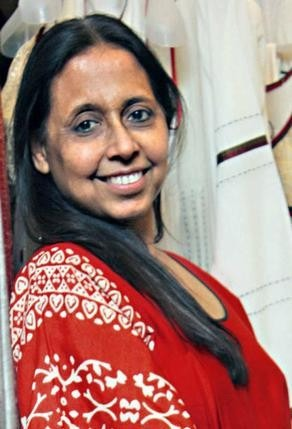 Indian Fashion Designer Anju Modi - Ram Leela's Success inspires other designers