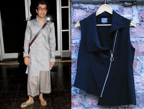 Indian Designer Arjun Saluja Introduces Essentials - Arjun Saluja