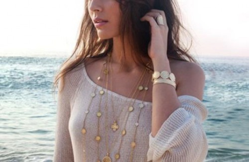 The Art of Layering Multiple Necklaces