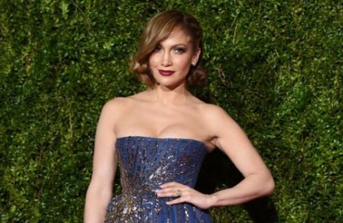 The Best Hair and Make-up Styles from the Tony Awards | JLO at the Tony Awards