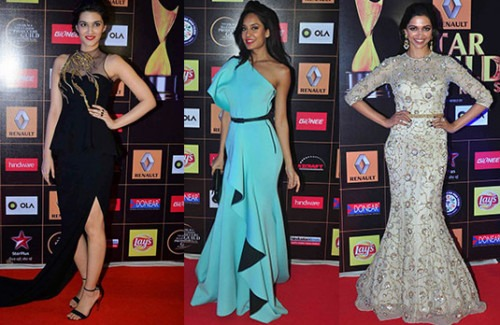 Best Dressed from The Star Guild Awards 2015 | Best Dressed Bollywood Ladies