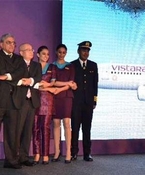 Indian Fashion Designers Abraham & Thakore Design Uniforms for Vistara Airlines