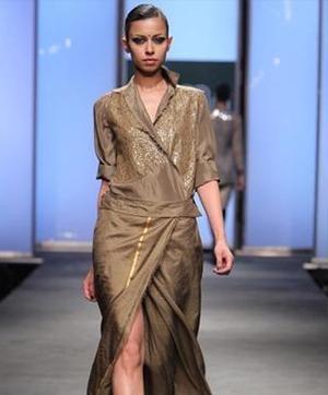 Abraham & Thakore Winter collection at Fashion Week