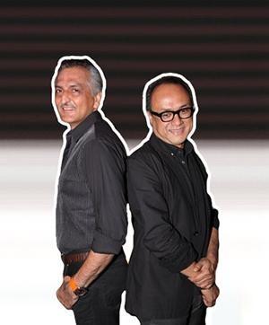 Designer Duo David Abraham and Rakesh Thakore unplugged