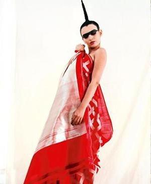 Abraham & Thakore's exclusive range of Handloom Saris
