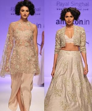 Amazon India Fashion Week: a First Approach to the E-Commerce Support| Amazon India Fashion Week