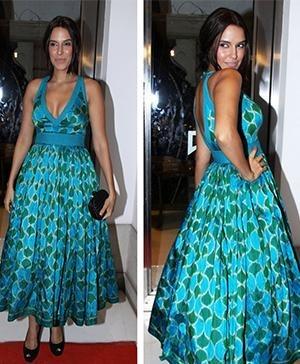 Anita Dongre - Neha in Anita Dongre's Dress