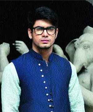 Indian Fashion Designer Debarun Mukherjee - Fashion Forward for Durga Puja