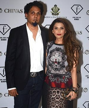 Indian Fashion - Falguni and Shane Peacock to Receive 'Pride of India' Award