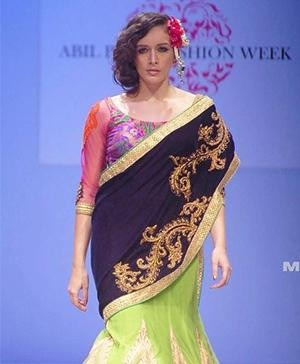Indian Fashion Designers Indian Clothes ABIL Pune Fashion Week 2013