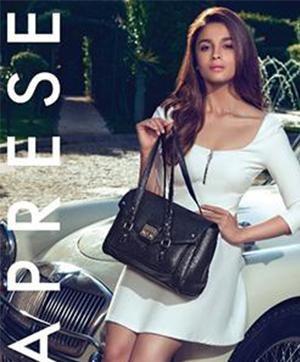 Indian Fashion News - Alia Bhatt for Fashion Label Caprese