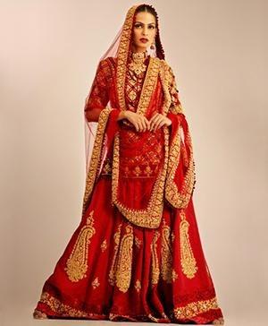 Indian designer Bridal Lehengas