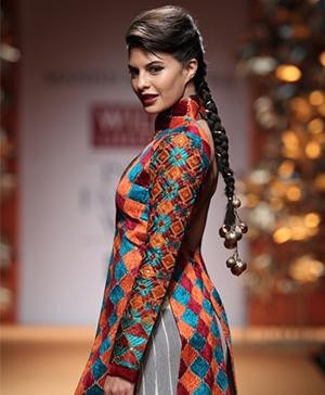 Bollywood Celebrities Indian Designers Collections Previews Indian Fashion Trend