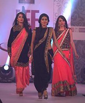 The Manappuram Riti Jewellery International Fashion Fest   Catwalk