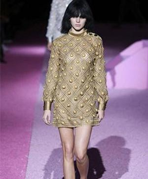 Some Fashion Trends to Look Forward to in 2015 | Marc Jacobs Khaki Collection at Spring/ Summer 2015 New York Fashion Week