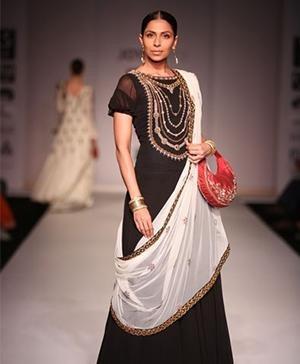 Indian Fashion Designers WIFW 2014 Fashion Show Highlights Final Day