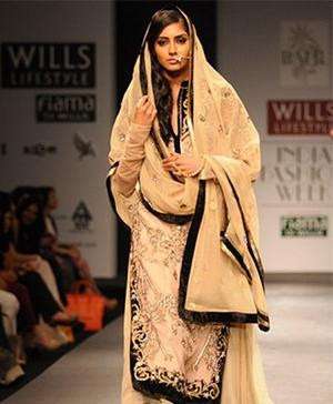 Wills Lifestyle India Fashion Week - Day 1 Fashion Show event
