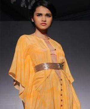Indian Designer Indira Ghosh Baikerikar's Flagship Shop in Mumbai