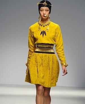 Manish Arora-Manish Arora and Amrapali Collaborate for Paris Fashion WeekIndian fashion designer Manish Arora Collaboration Amrapali Paris Fashion Week