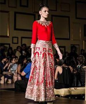 Wedding Season Right Around The Corner - Manish Malhotra's Styles on the Ramp