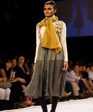 Indian Designers Kiran & Meghna - The Cryptic Ink