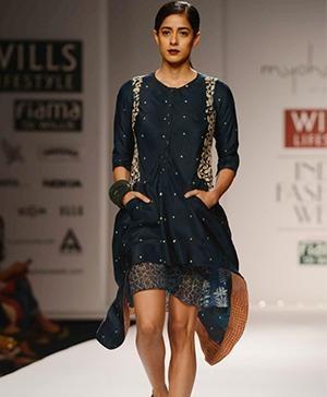 Myoho - Myoho's Soul Souk Indian Fashion Collection for WIFW A/W 2014