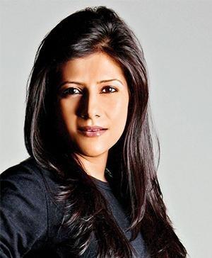Indian Fashion Designer Namrata Joshipura's Ethnic Chic