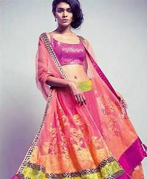 Indian Designer Neeta Lulla on Tradition and Modern Fashion