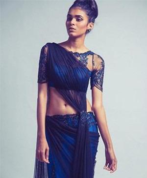 Timeless Elegance of Lace by Indian Fashion Designer Neeta Lulla