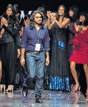 Designerwear by Rajesh Pratap Singh - Jackets and Dresses - Fall 2010