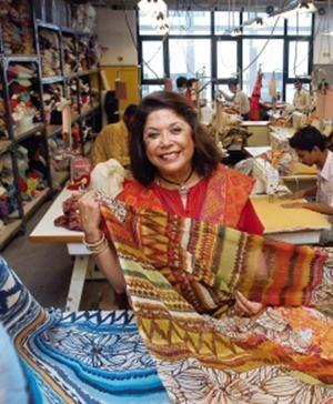 Indian Fashion Designers - Ritu Kumar Opens Store in Surat
