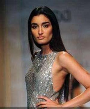 Skin Tone-Dominated Line by Rohit-Rahul at WIFW