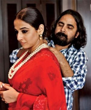 Cannes 2013: Sabyasachi Mukherjee prepared Bollywood Vidya Balan for critics