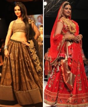 Bollywood Celebrities Lakme Fashion Week 2013 Indian Designers Indian Fashion